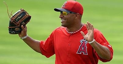 MLB: Spring Training-Seattle Mariners at Los Angeles Angels