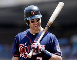 Joe Mauer suffering from blurred vision
