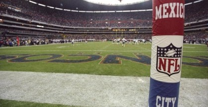 Raiders and Texans to play in Mexico City