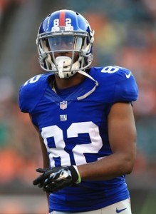 Will Rueben Randle return to the Giants?